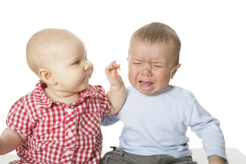 Why do babies get fussy in the evening