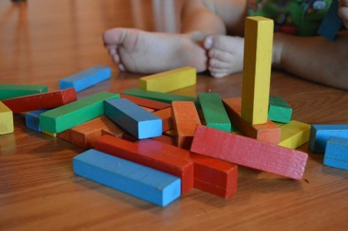 6 Month old baby activities for development
