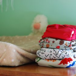 how to wash cloth diapers for the first time