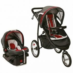Graco FastAction Fold Jogger XT Travel System
