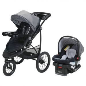Graco Modes Jogger SE Travel System